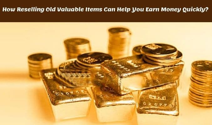 selling gold and silver for cash