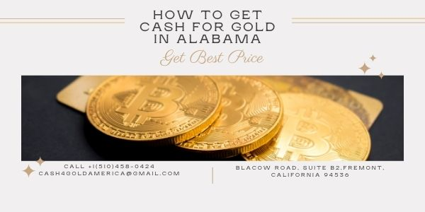 How to Get Fast Cash for Gold in Alabama