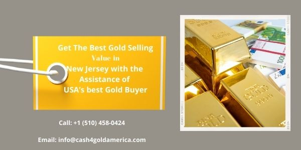 USA's best Gold Buyer Offers Best Value for Gold in New Jersey