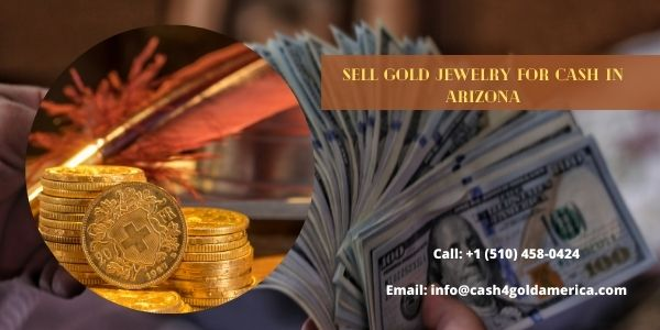 Sell Gold Jewelry for Cash in Arizona
