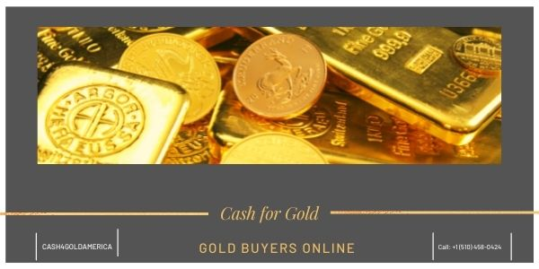 Sell Old Gold in California